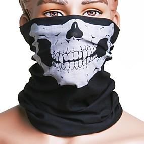 povoljno Motorističke maske za lice-ziqiao motocikl lubanja maska otvoreni sport biciklističke bicikl motocikl maska