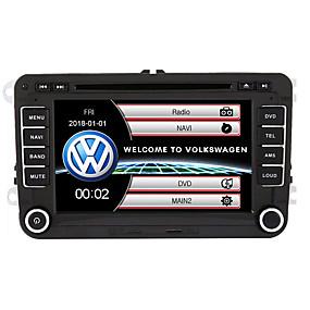economico Offerte speciali-520WGNR04 7 pollice 2 Din Windows CE In-Dash DVD Player GPS / Schermo touch / Bluetooth integrato per Volkswagen Supporto / Uscita per subwoofer / Giochi / Supporto per scheda SD e attacco USB