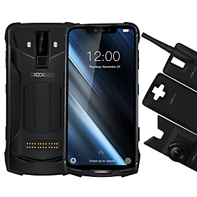 """voordelige Doogee-DOOGEE S90 Super 6.18 inch(es) """" 4G-smartphone / Mobiele telefoon (6GB + 128GB 8 mp / 16 mp MediaTek MT6771 5050 mAh mAh) / Twee camera 's"""