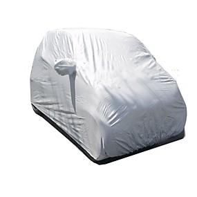 billige Bildækkener-bil auto krop sol regn støvtæt vandtæt dæk skærm til benz smart fortwo