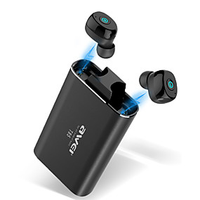 cheap Headphones & Earphones-AWEI T85 TWS True Wireless Headphone Wireless Earbud with Microphone