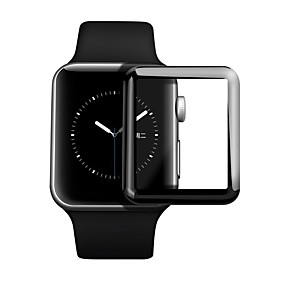 voordelige Smartwatch screenprotectors-Screenprotector Voor Apple Watch Series 4 Gehard Glas High-Definition (HD) / 9H-hardheid / Explosieveilige 1 stuks