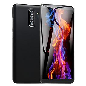 "cheap Smartphones-Huitton S10 5 inch "" 3G Smartphone (512MB + 4GB 2 mp / Flashlight MediaTek MT6580 1700 mAh mAh) / 854x480 / Dual Camera"
