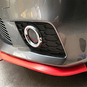 voordelige Autobumper decoratie-2.5 m Auto Bumper Strip voor Auto Voorbumper Nieuw Design / extern Standaard Kumi Voor Universeel Alle jaren Alle Modellen