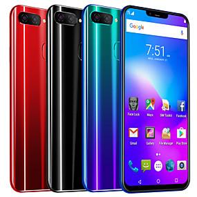 "voordelige Mobiele telefoons-Huitton X21 Plus 6.3 inch(es) "" 3G-smartphone (1GB + 16GB 8 mp MediaTek MT6580 3800 mAh mAh) / Twee camera 's"