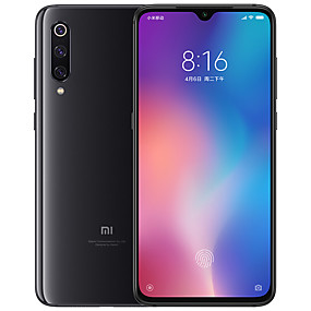 "cheap Smartphones-Xiaomi Mi 9 Global Version 6.39 inch "" 4G Smartphone (6GB + 128GB 13 mp / 16+12 mp / 48 mp Qualcomm Snapdragon 855 3300 mAh mAh)"