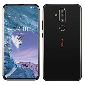 """billige Nokia-NOKIA X71 6.39 tommers """" 4G smarttelefon ( 6GB + 64GB 48+5 mp Snapdragon 660 3500 mAh mAh )"""