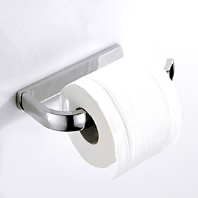 cheap Bath Accessories-Toilet Paper Holder New Design Contemporary / Modern Brass 1pc Wall Mounted
