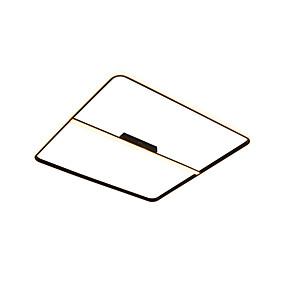 halpa Kattovalaisimet ja tuulettimet-Upotettavat valaisimet Alavalot Alumiini 110-120V / 220-240V Lämmin valkoinen / Valkoinen / Himmennettävä kaukosäätimellä