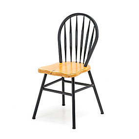 cheap Kitchen & Dining Furniture-European Kitchen & Dining Chair Iron Living Room