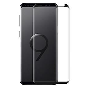 levne Chrániče obrazovky mobilního telefonu-Screen Protector pro Samsung Galaxy S9 Tvrzené sklo 1 ks Fólie na displej High Definition (HD) / 9H tvrdost / odolné proti výbuchu