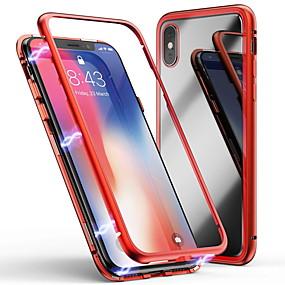 povoljno Telefoni i pribor-kutija za Apple iPhone 6 / iphone xs max prozirni poklopac prozirni tvrdi kaljeno staklo za iPhone 6 / iphone 6 plus / iPhone 6s