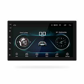 povoljno Novi dolasci u srpnju-chelong 7200c 7 inča 2 din android 8.1 auto mp5 player gps / ugrađeni bluetooth / kontrola upravljača za univerzalnu podršku za rca mpeg / avi / mov mp3 / wav / ogg jpeg / stereo radio