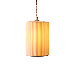 billige Hengelamper-JSGYlights Mini Anheng Lys Nedlys Metall Keramikk Mini Stil, Nytt Design 110-120V / 220-240V