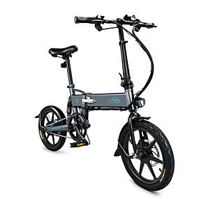 povoljno Lokalno skladište-fiido d2 sklopivi električni bicikl eu utikač 7.8ah