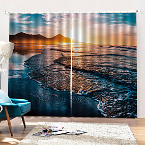 povoljno Poboljšanje uvjeta stanovanja-luksuzni mouldproof vlagu zavjese tkanina debeli vodootporni tuš zavjese
