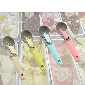 voordelige Bestek-Hedendaagse Muovi Ice Cream Spoon, 1pc