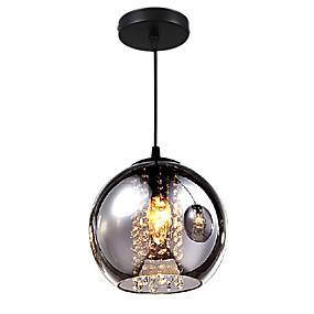 billige Hengelamper-skål vedheng lys downlight malt ferdig metall ny design justerbar 110-120v / 220-240v