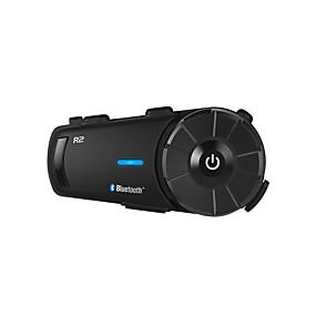 billige Nyankomne i august-AiRide R2 Hjelm Headset Høyttaler / Multi-person-intercom / FM Radio Motorsykkel