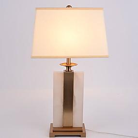 hesapli Masa Lambaları-Modern Çağdaş Yeni Dizayn Masa Lambaları Yatakodası / Çalışma Odası / Ofis Uyumluluk 220V Metal