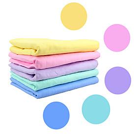 abordables Nouvelles arrivées en septembre-44 * 32 * 02cm soins synthétiques pva daim en peau de daim pao serviettes lavage de voiture nettoyage multifonction doux absorbant essuie-mains