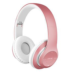 voordelige Gaming-LITBest P15 Over-ear hoofdtelefoon Draadloos Gaming Bluetooth 4.1 Ruisonderdrukking