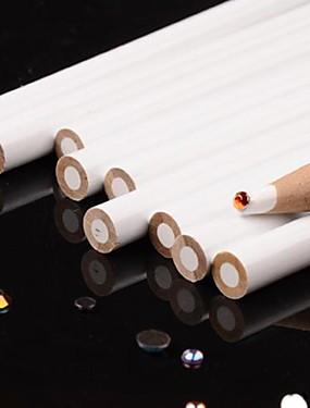 voordelige puntjes gereedschap-5 stuks Hout Nail Art Tool Voor Vingernagel Teennagel Lichtgewicht Sterkte En Duurzaamheid Nagel kunst Manicure pedicure Klassiek / Modieus Dagelijks