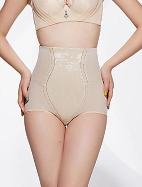 billige Formtøy-kvinners høy midje magen tegning truser postpartum slanking kroppen shaper truser størrelse xxxl fit for vekten av 65-75kg