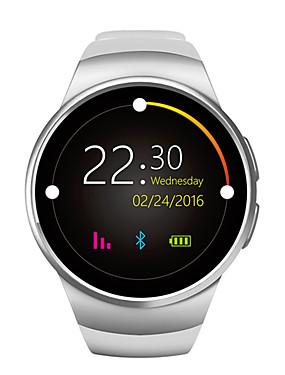 tanie Smart Watch Phone-KING-WEAR® YYKW18 Damskie Inteligentny zegarek Android iOS Bluetooth Sport Ekran dotykowy Spalonych kalorii Długi czas czuwania Odbieranie bez użycia rąk Powiadamianie o połączeniu telefonicznym