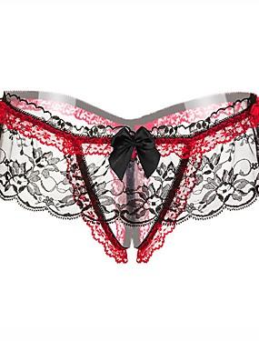 32d5f996b7 Women s G-strings   Thongs Panties - Lace