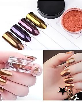 voordelige Ander Gereedschap-Nail Art Tool Voor Duurzaam / 4 kleuren Nagel kunst Manicure pedicure Gepersonaliseerde / Klassiek Dagelijks