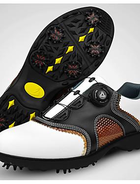 povoljno Sportovi s reketom-Muškarci Golf Tenisice za golf Cipele Prozračnost Γκολφ Cushioning Trening Neformalno Golf Golf Shoes Odrasli Sportski