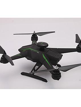 billige Salg-RC Drone YKQY RC136WGS 4ch 6 Akse 2.4G Med HD-kamera 1080P Fjernstyrt quadkopter FPV / Med kamera 1 x senderen / 1 x RC Quadcopter / Fjernstyrt Quadkopter / Kamera