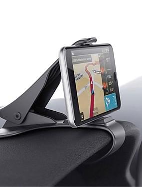 levne Telefony a příslušenství-Automobilový průmysl univerzální / Mobilní telefon Držák držáku Palubní deska univerzální / Mobilní telefon Typ spony Plastický Držák