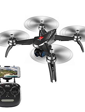 ieftine Lichidare Stoc-RC Dronă MJX Bugs 5W B5W RTF 4ch 6 Axe 2.4G Cameră HD 1080P Quadcopter RC Înălțime de susținere / O Tastă Pentru întoarcere / Headless Mode Quadcopter RC / Telecomandă / Cameră Foto / Poziționare GPS