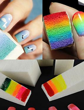 voordelige Ander Gereedschap-16pcs Nail Art Tool Voor Vingernagel Teennagel Creatief / Duurzaam Nagel kunst Manicure pedicure Gepersonaliseerde / heet Feest / Alledaagse kleding