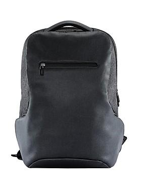povoljno Sport és outdoor-Xiaomi 26 L Ruksaci Višenamjenski Vodootporno Mala težina Laptop paketi Vanjski Bicikl Putovanje Škola Oxford tkanje Crn