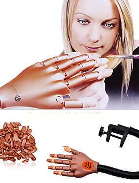 voordelige Ander Gereedschap-1 set Metaal / Organisch kunststof UV-gel Voor vinger Ergonomisch Ontwerp / Verwijderbaar Message Series Cartoon-serie Nagel kunst Manicure pedicure Vintage / Cartoon Kantoor / Formeel / Dagelijks