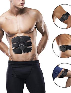 povoljno Sport és outdoor-WOSAWE Abs stimulator EMS Abs Trainer Silicon Elektronički Tonificator Muscular Bežično Gubitak težine Toniranje mišića Izgradnja mišića, toniranje i zatezanje Sposobnost Vježbati Bodybuilding Za