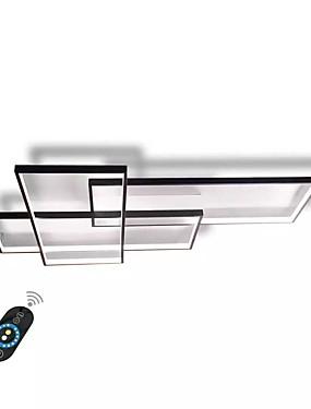 お買い得  ホーム&ガーデン-UMEI™ 直管形 ウォールライト / シーリングライト アンビエントライト 塗装仕上げ アルミニウム リモコンで調光可能 85-265V White / 暖かい白+白 / Wi-Fi Smart
