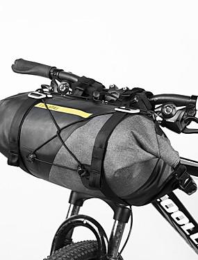זול ספורט ושטח-14-15 L Waterproof תיקים לכידון האופניים עמיד למים רכיבה על אופניים לביש תיק אופניים בד חסין מים 600D Ripstop תיק אופניים תיק אופניים רכיבה על אופניים פעילות חוץ קורקינט