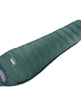 povoljno Sport és outdoor-DesertFox® Vreća za spavanje Vanjski Mumija -5 °C Za jednu osobu Patka dolje Vodootporno Ugrijati za Kampiranje Camping & planinarenje Rekreacija na otvorenom