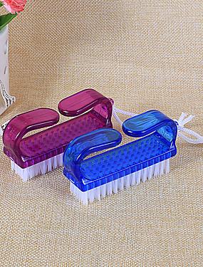 voordelige Nagelscharen & clippers-nagel tool levert schoonmaken nagel borstel hoorns borstel stof borstel speciale schoonheid make-up tools