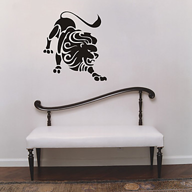 Leo Wall Sticker (0565-gz4377)