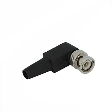 liitin bnc -liitin CCTV-valvontajärjestelmälle nvr kodin turvallisuus turvajärjestelmille 5 * 3 * 1.5cm 0.01kg