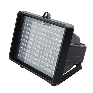 υπέρυθρη λάμπα φωτισμού για το σύστημα παρακολούθησης κάμερας CCTV για συστήματα ασφαλείας 20 * 20 * 15cm 0.06kg