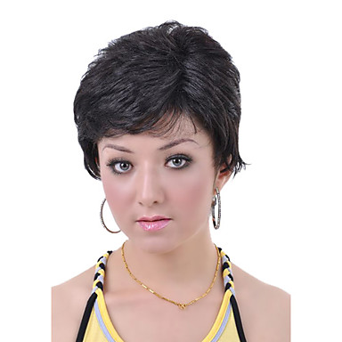 Black Wig Wig for Women Wavy Costume Wig Cosplay Wigs