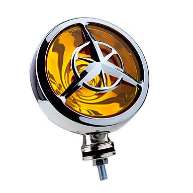 potência da luz de nevoeiro luzes de halogéneo profissionais - set - 340 - amarela (um par) (szc5640)
