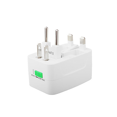Universal Travel Adaptor - All in one - Europe - USA - UK - Asia - Australia