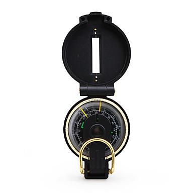 marschieren Lensatic Kompass (schwarz)